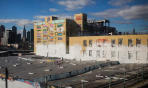 Developer Asks Supreme Court to Overturn Award for Covering Graffiti
