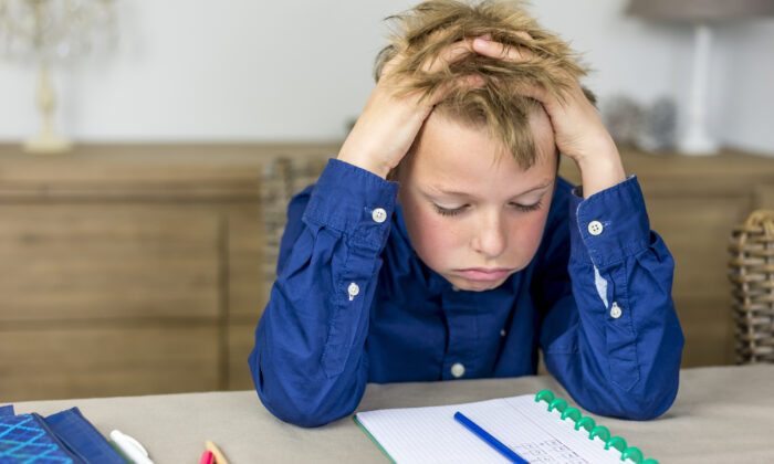 Some students can become intimidated by math at some point. They just need proper support to build their confidence and help them. (Mike Mols/Shutterstock)