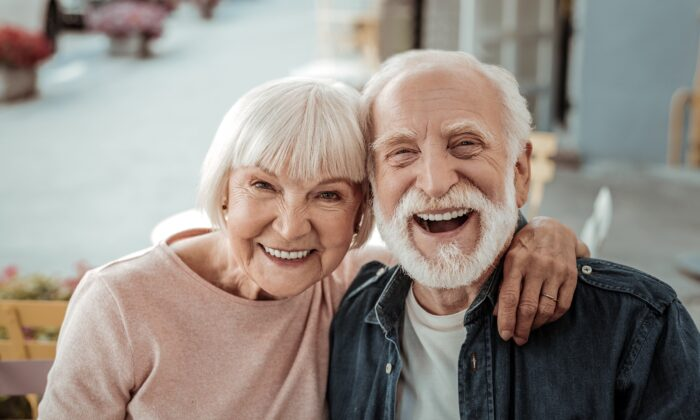 Aging can offer insight and a sense of self that they young don't experience. (Dmytro Zinkevych/Shutterstock)