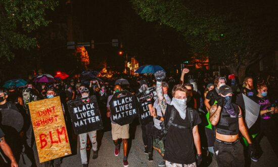 Black Lives Matter Protesters Face Potential Life Sentence for Charges in Utah