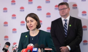 NSW Premier Berejiklian Planning Workers Return to CBD
