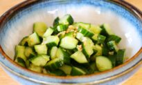 5-Minute Chinese-Style Cucumber Salad