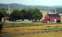 Honoring Bravery at Historic Gettysburg