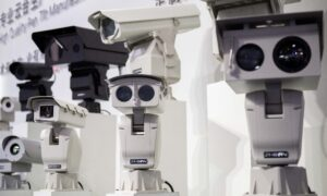 China Has the Most Surveilled Population in the World, UK Study Says