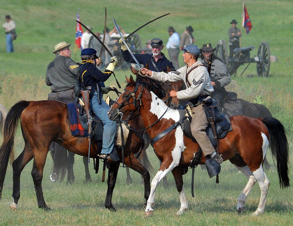 gettysburg reenators