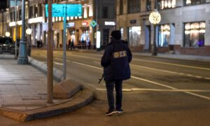 Russia Says It Thwarted Planned Mass Shooting Attack in Moscow