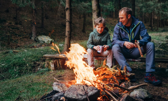Camping Guide 101: Roughing It in the Great Outdoors