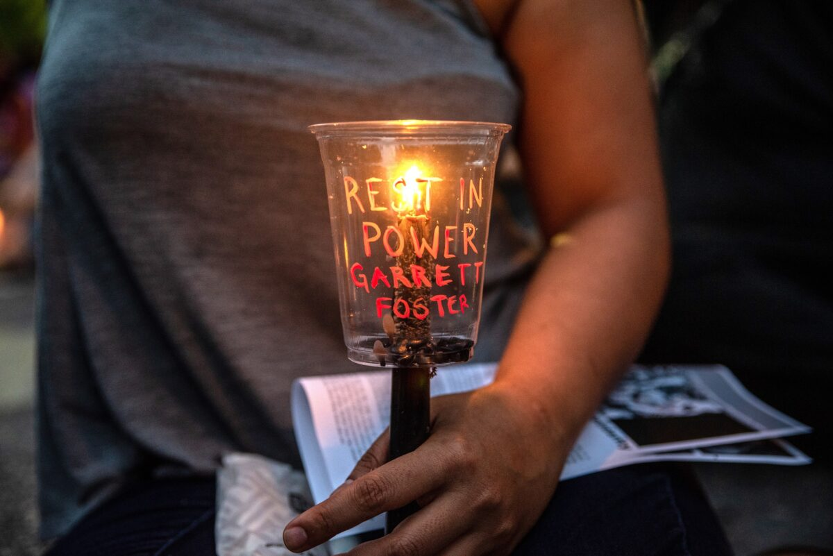 Cops Arrest Suspect In Fatal Shooting At Texas BLM Protest