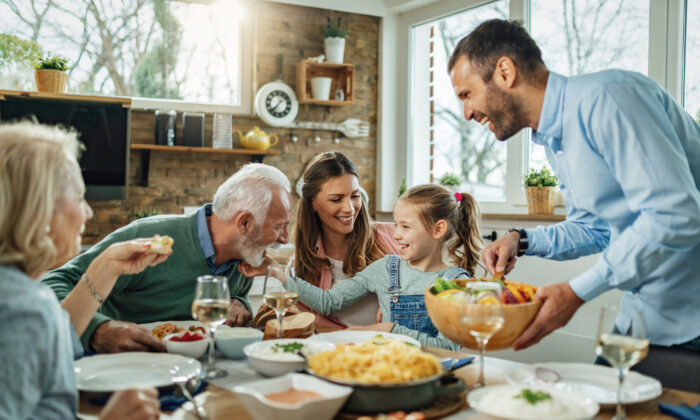 Traditions large and small help us keep our balance. They draw us together as families, as communities, and as Americans. (Drazen Zigic/Shutterstock)
