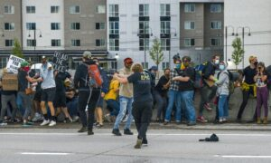 Police Identify Man Who Opened Fire on Jeep During Black Lives Matter Protest
