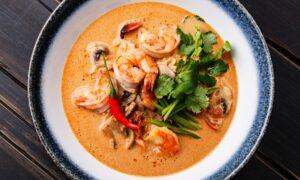 Classic Thai Soups Make a Case for Cilantro Roots