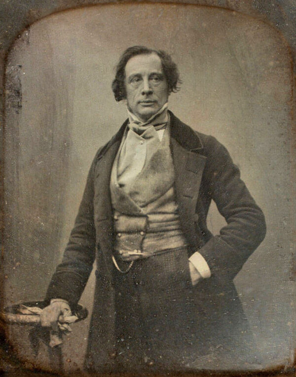 Charles-Dickens-by-Claudet,-1852