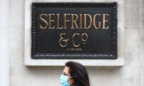 UK Department Store Selfridges to Cut 450 Jobs Due to Pandemic Hit