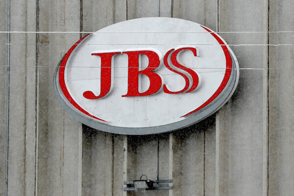 JBS meat packing plant