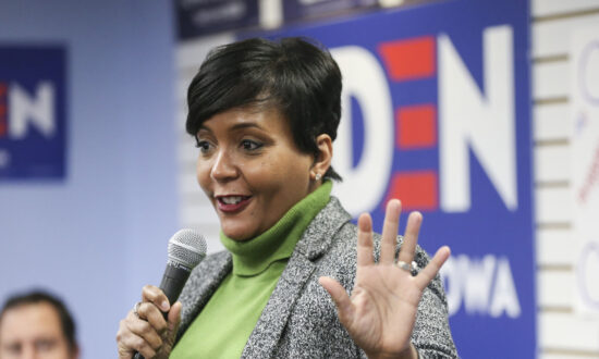 Atlanta Mayor Won't Seek Re-Election