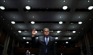 Barr Defends Justice Department's Response to Riots in Contentious Hearing