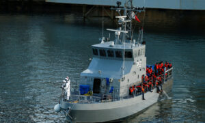 94 Migrants Rescued Off Malta, 65 Tested Positive for CCP Virus