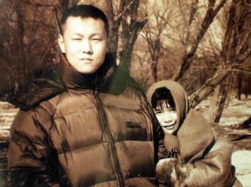 Mr. Yu Zhou and Ms. Xu Na (courtesy Minghui.org)