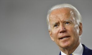 Biden: Arsonists and Anarchists Should Be Prosecuted