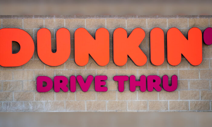 Dunkin' chain restaurant in Middletown, Del., on July 26, 2019. (Jim Watson/AFP via Getty Images)