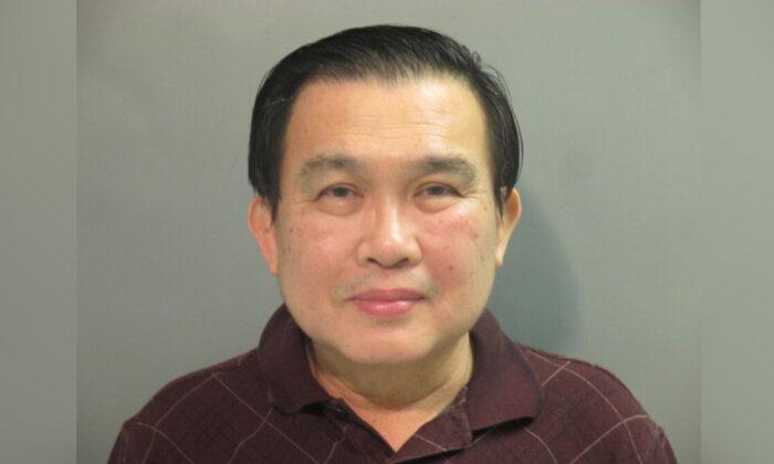 Simon Saw-Teong Ang. (Washington County Detention Center)