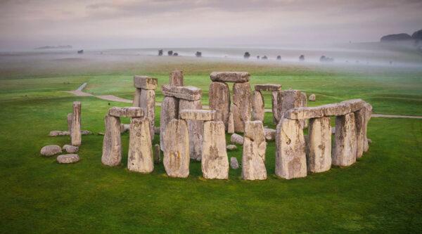stonehenge salisbury Plain Wiltshire England