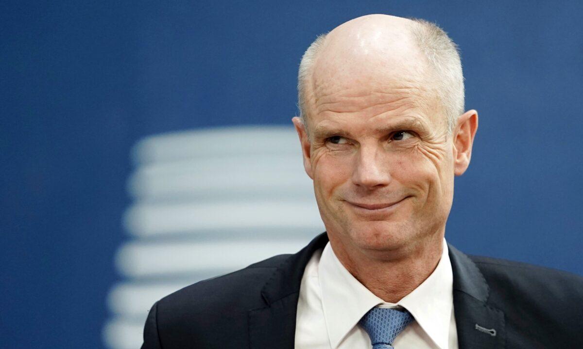 Dutch foreign ministerStef Blok