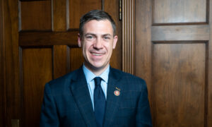 Rep. Jim Banks Castigates China for its Propaganda and Coronavirus Coverup