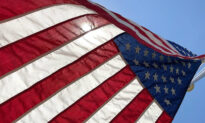 Green Beret Designs First-Ever Fireproof American Flag Made of Kevlar to Withstand Rioters