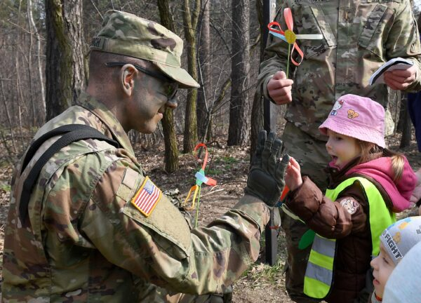 US troops Poland