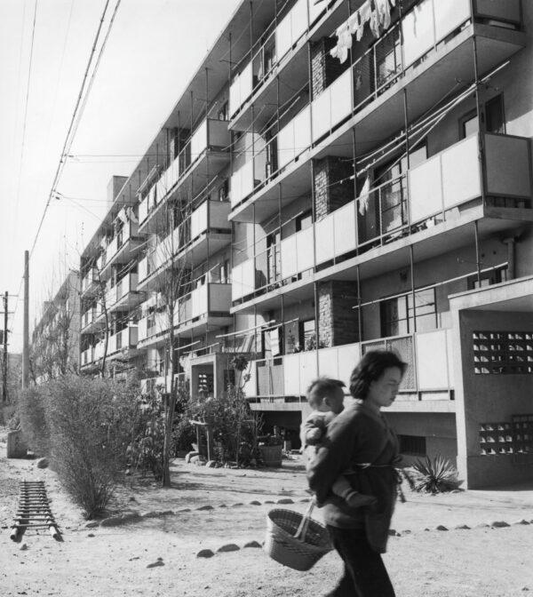 Japan's Post War Housing