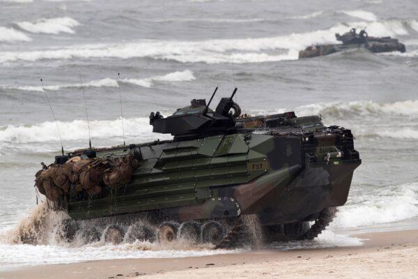 Marines-Sea