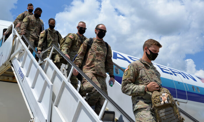 (Robert Jordan/U.S. Army National Guard)
