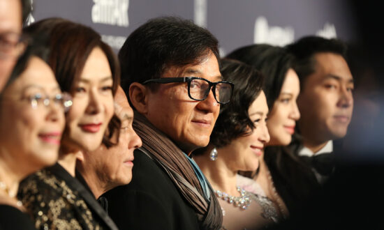 Jackie Chan's Mansion Seized by Authorities as His Ties to China's Factional Battles Surface