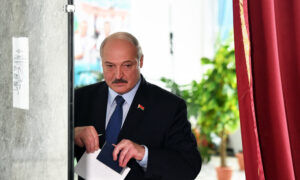 UK, Canada Sanction Lukashenko, 7 Other Belarusian Officials