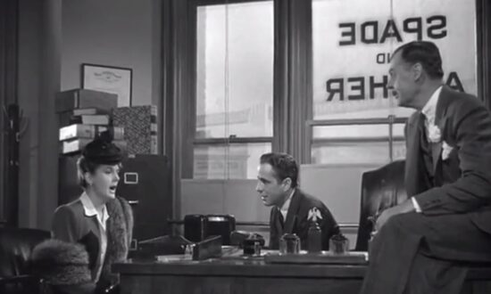 Rewind, Review, and Re-Rate: 'The Maltese Falcon': A Beautifully Crafted Noir Classic