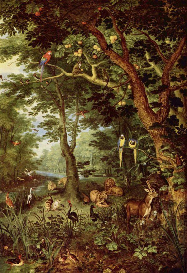 Jan_Bruegel_Paradise