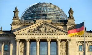 Germany on 'Front Line' Against Chinese and Russian Influence: Report