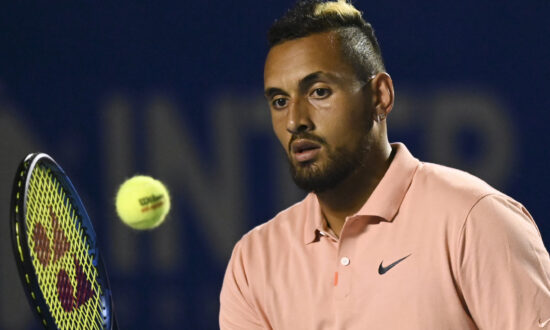 Aussie Tennis Ace Kyrgios Withdraws From US Open Amid COVID-19 Concerns