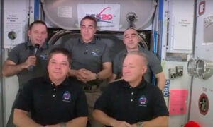 LIVE: SpaceX Crew Dragon Astronauts Return to Earth