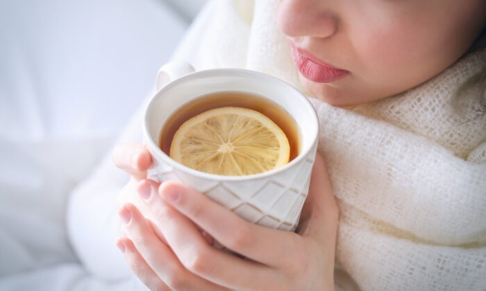 Hot tea is a proven treatment that can help alleviate the symptoms of cold and flu. (Africa Studio/Shutterstock)
