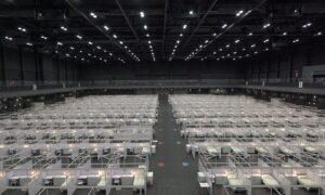 China Begins Mass COVID-19 Testing in Hong Kong, Raising Fears of DNA Surveillance