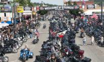 Sturgis Motorcycle Rally May Draw 250K, Stirring Virus Concerns