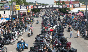 Sturgis Motorcycle Rally May Draw 250K, Stirring Virus Concerns
