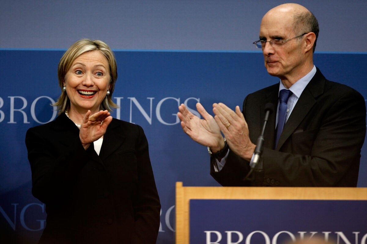 Brookings Institution Under Scrutiny as More Links Emerge to Author of Infamous Steele Dossier
