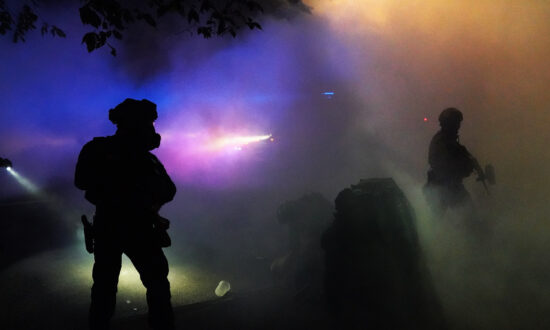Feds Charge Portland Man Who Wounded Marshall With Bomb During Riot