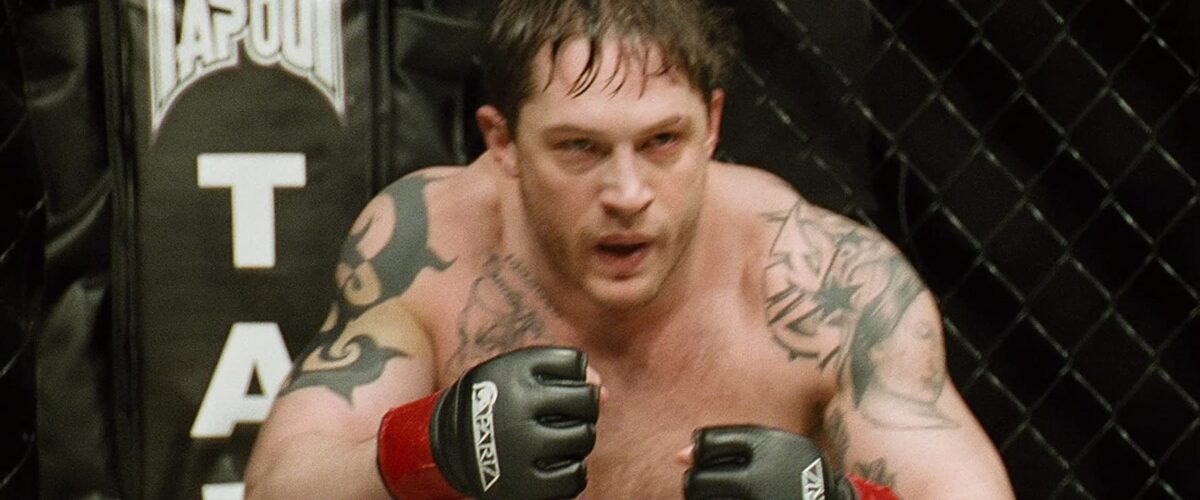 "MMA fighter in ""Warrior"""