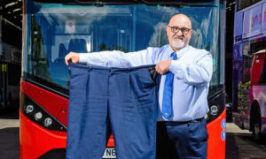 Bus Driver Who Ate Over 8,000 Calories a Day Was Furloughed for Being Obese, Sheds 80 lb