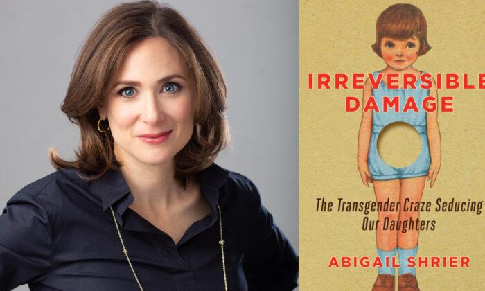 Writer Abigail Shrier. (Courtesy of Abigail Shrier)