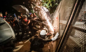 Federal Prosecutors Drop Bulk of Cases Against Portland Riot Suspects